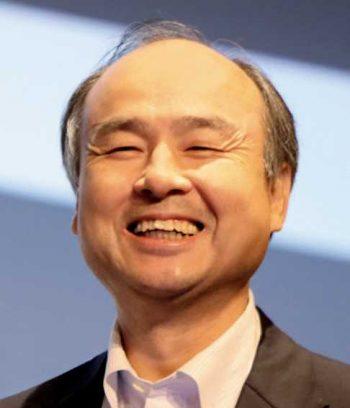 ソフトバンク 孫会長