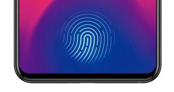 画面下Touch ID