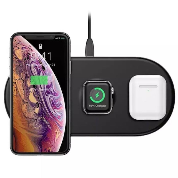 Baseus Smart 3in1 Wireless Charger_1