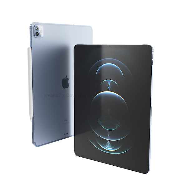 Cover Apple iPad Pro 12-9 2021