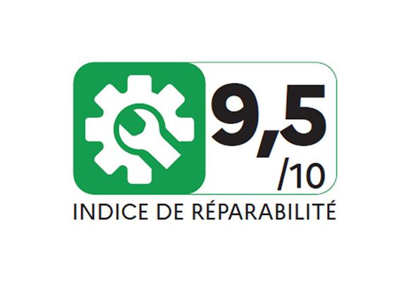repairability index