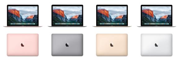 macbook 2016 12インチ