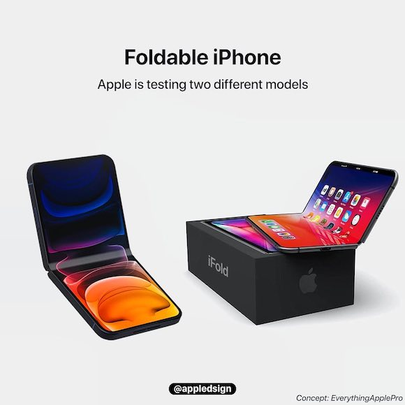 foldable iPhone 2