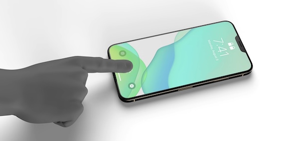 iPhone13 Touch ID EAP