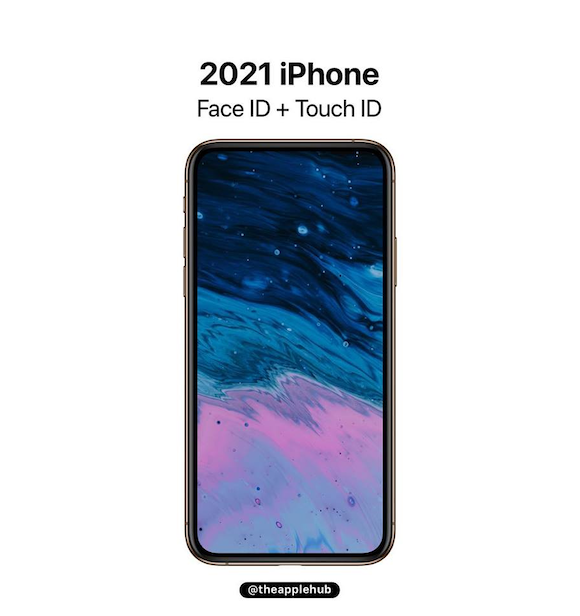 iPhone13 Touch ID