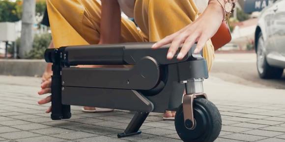 hyundai スクーター