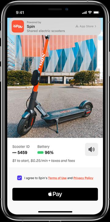 iOS14 App Clip