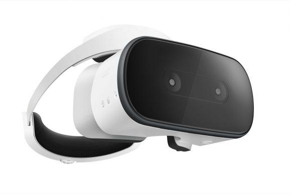 AR-VR-Headset