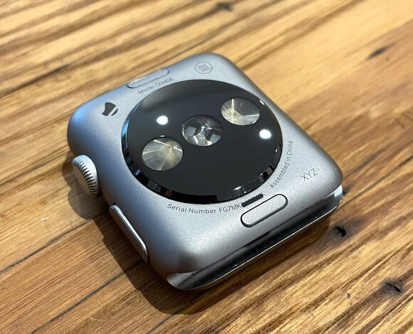 apple watch 試作品
