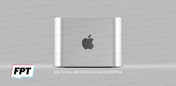 New Mac Pro mini