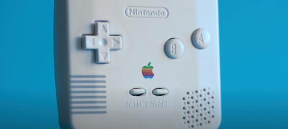 ゲームボーイカラー apple tv