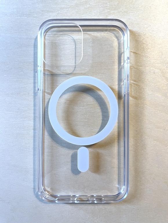 Simplism iPhone12 magsafe case_3