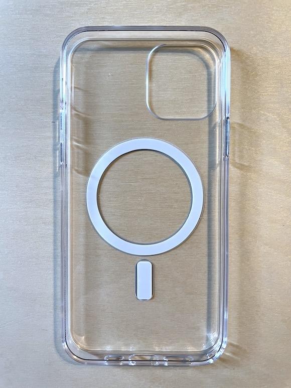 Simplism iPhone12 magsafe case_4