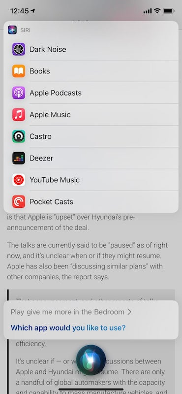 iOS14.5 Siri 音楽