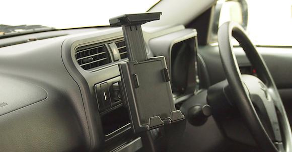 TRD、ワイヤレス充電・Bluetooth接続機能付き車載用ホルダーを発売