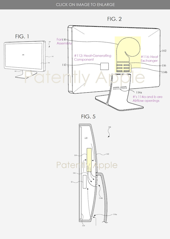 apple cooling fan patent 2