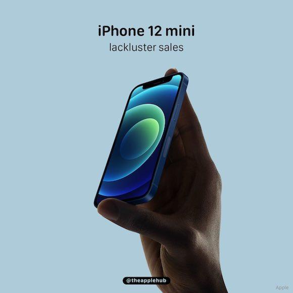 iPhone12 mini apple hub