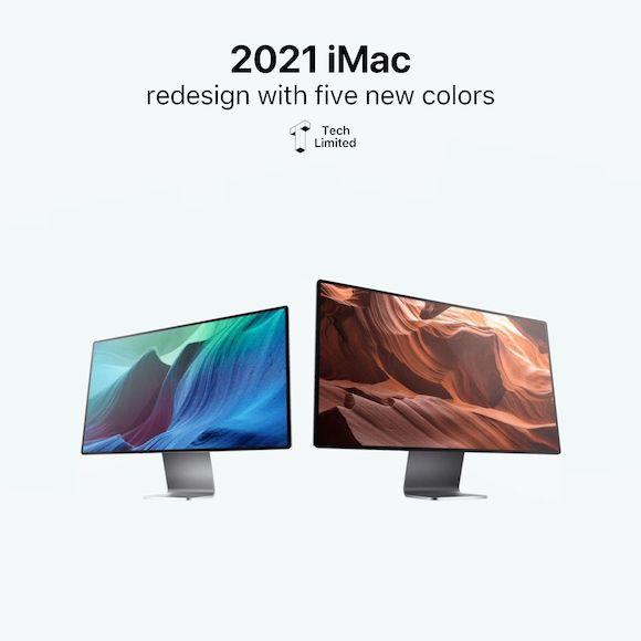 2021 iMac TL