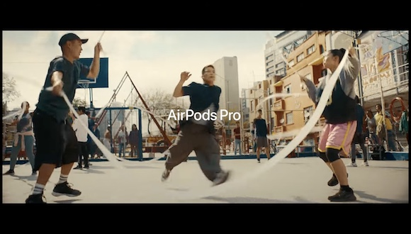 Apple AirPods Pro「Jump」