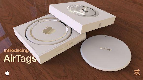 AirTags iOS14.5beta2