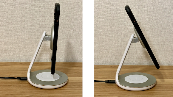 「Anker PowerWave Magnetic 2-in-1 Stand」レビュー
