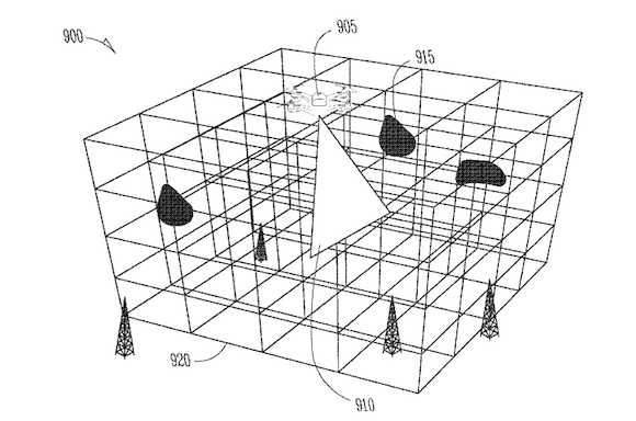 Apple ドローン 特許