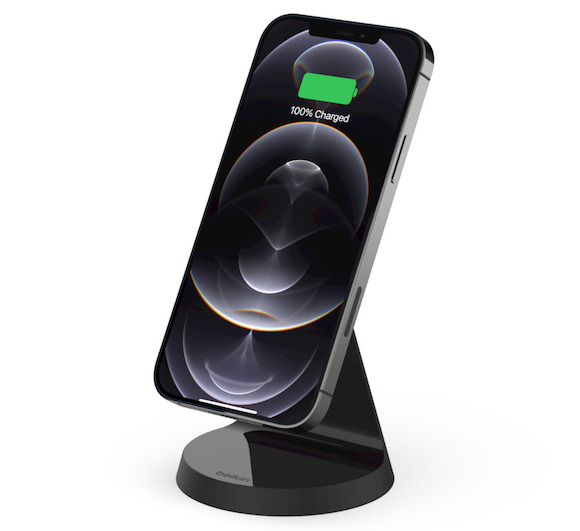 Belkin BOOST↑CHARGE Magnetic Wireless Charger Stand 7.5W