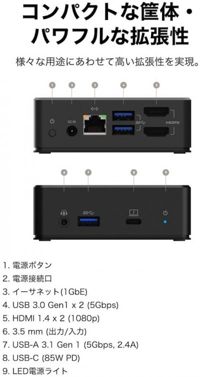Belkin USB-C dock 2