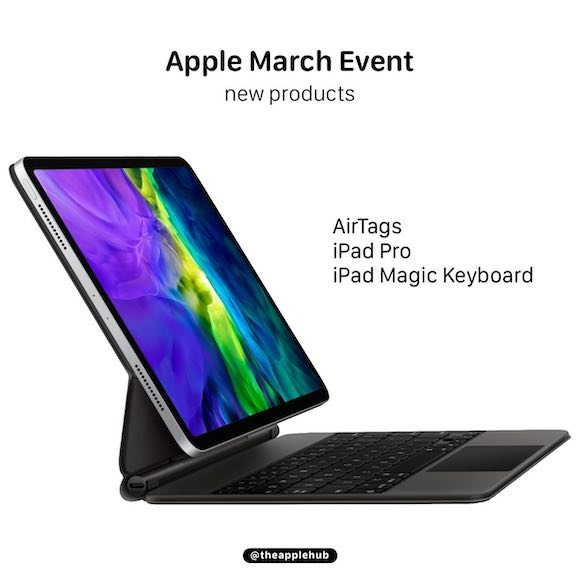 Magic Keyboard 2021