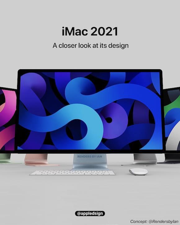 iMac appledsign