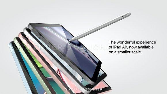 iPad mini 6 concept MM_2