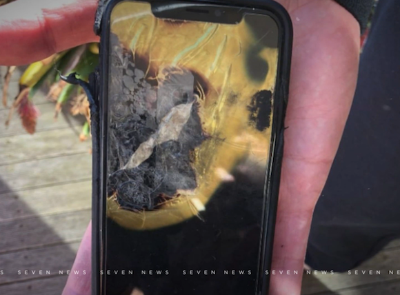 iPhone explodes_2