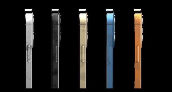 iPhone13 coating