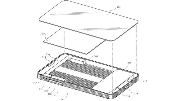 apple 特許