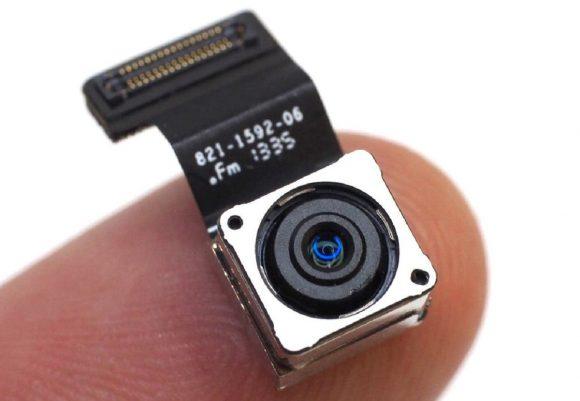 スマートフォン用カメラセンサーの画像