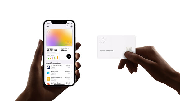 Apple Card Family