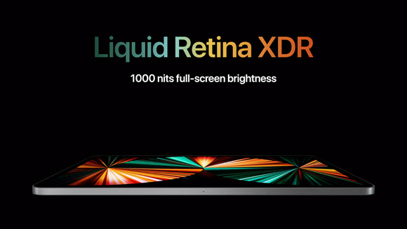 Liquid Retina XDR M1 iPad Pro