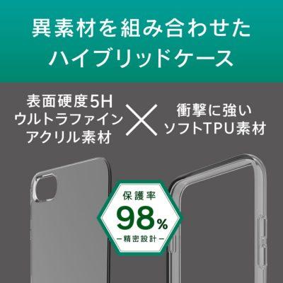 iPhone SE(第2世代)がMagSafe対応になるクリアケース-3