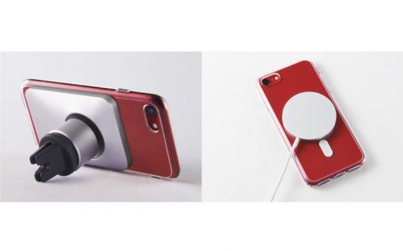 iPhone SE(第2世代)がMagSafe対応になるクリアケース-1