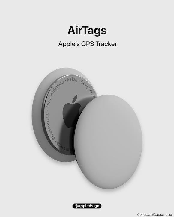 AirTags AD0419