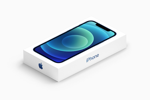Apple iPhone パッケージ
