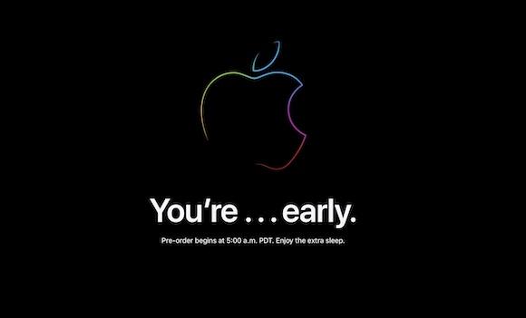 Apple アメリカ メンテナンス