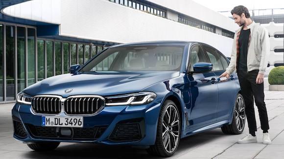 BMW New 5