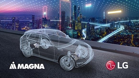 LG Magna e-Powertrain