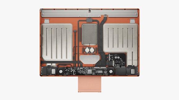 New iMac logicboard_1