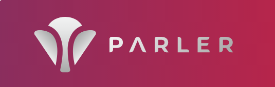 Parler new logo
