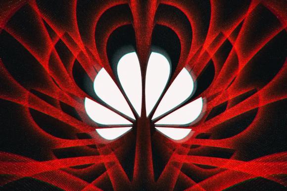 Huaweiのロゴの画像