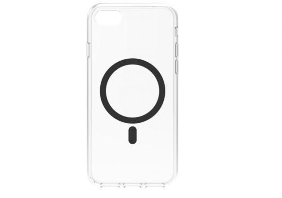 iPhone SE(第2世代)がMagSafe対応になるクリアケース