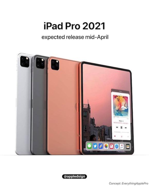 iPad Pro 2021 Ad0408