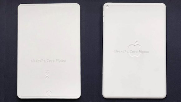 iPad mini 6 mockup